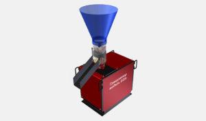 Granulator (for pellet formation)
